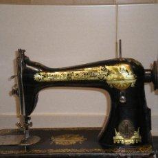 Antigüedades: MAQUINA DE COSER SINGER DE PRINCIPIOS DEL S.XX. Lote 54430690
