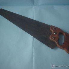 Antigüedades: SERRUCHO 60'00 CM - SIERRA. Lote 54494672