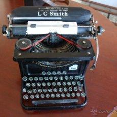 Antigüedades: SMITH CORONA FUNCIONA. Lote 54497254