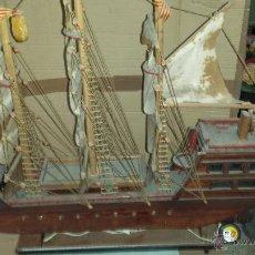 Antigüedades: MAQUETA BARCO. Lote 54557693