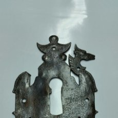 Antigüedades: BOCALLAVE RENACENTISTA MUY ANTIGUO ,SIGLO XVI APROX. Lote 54569147