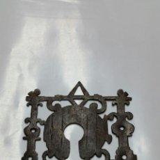 Antigüedades: BOCALLAVE RENACENTISTA DE COLUMNILLAS ANTIGUO ALTA EPOCA,SIGLO XVI APROX. Lote 54569859