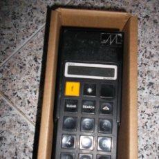 Teléfonos: TERMINAL PARA TRANSMITIR CODIGOS POR TELEFONO FIJO.. Lote 54414694
