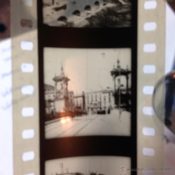 Antigüedades: RARO CINEMATÓGRAFO - LINTERNA MÁGICA LA ENSEÑANZA POR LA IMAGEN Madrid + 15 PELICULAS - Foto 19 - 54580852