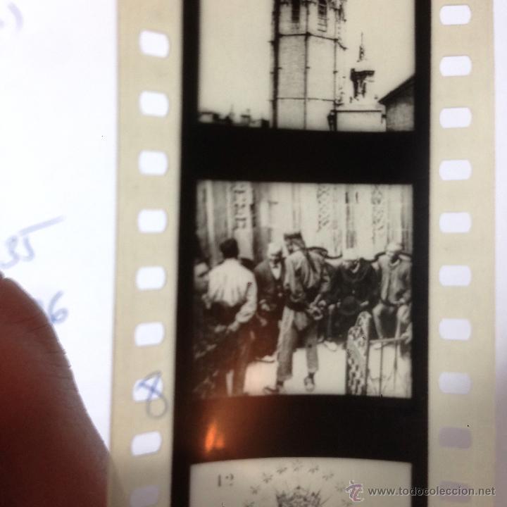 Antigüedades: RARO CINEMATÓGRAFO - LINTERNA MÁGICA LA ENSEÑANZA POR LA IMAGEN Madrid + 15 PELICULAS - Foto 20 - 54580852