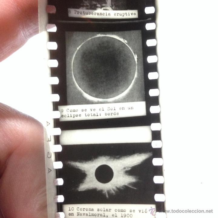 Antigüedades: RARO CINEMATÓGRAFO - LINTERNA MÁGICA LA ENSEÑANZA POR LA IMAGEN Madrid + 15 PELICULAS - Foto 23 - 54580852