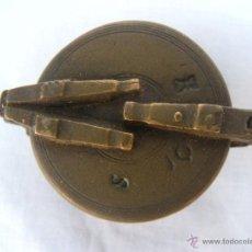 Antigüedades: ANTIGUO PONDERAL DE BRONCE. Lote 54662524