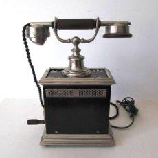 Teléfonos: IMPRESIONANTE ANTIGUO TELÉFONO MODERNISTA AÑO 1905 ERICSSON PIEZA MUSEO MUY EXCLUSIVA 485,00 €. Lote 54708153