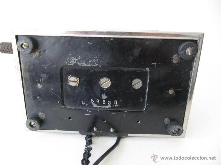 Teléfonos: IMPRESIONANTE ANTIGUO TELÉFONO MODERNISTA AÑO 1905 ERICSSON PIEZA MUSEO MUY EXCLUSIVA 485,00 € - Foto 13 - 54708153