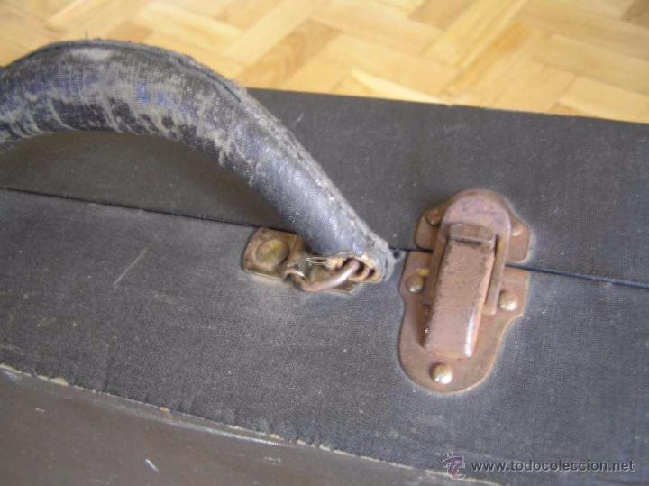 Antigüedades: ANTIGUA MÁQUINA DE ESCRIBIR MOLLE Nº 3 MOLLE TYPEWRITER COMPANY, OSHKOSH, WIS., U.S.of A. - Foto 52 - 54750428