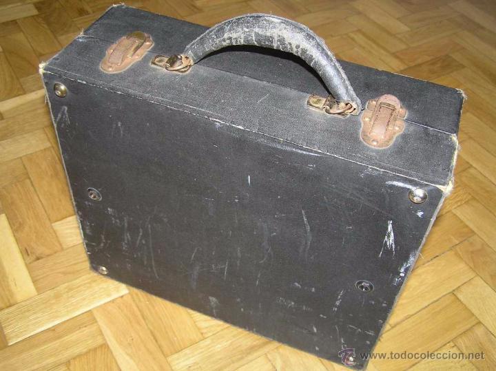 Antigüedades: ANTIGUA MÁQUINA DE ESCRIBIR MOLLE Nº 3 MOLLE TYPEWRITER COMPANY, OSHKOSH, WIS., U.S.of A. - Foto 56 - 54750428