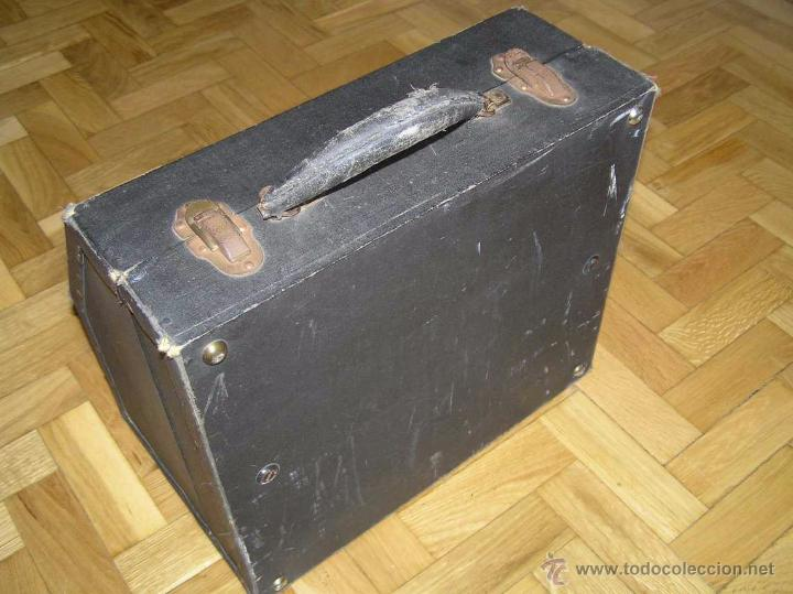 Antigüedades: ANTIGUA MÁQUINA DE ESCRIBIR MOLLE Nº 3 MOLLE TYPEWRITER COMPANY, OSHKOSH, WIS., U.S.of A. - Foto 57 - 54750428