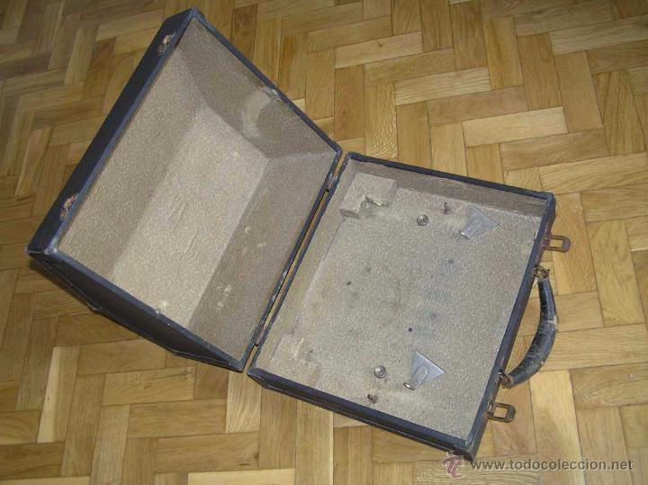 Antigüedades: ANTIGUA MÁQUINA DE ESCRIBIR MOLLE Nº 3 MOLLE TYPEWRITER COMPANY, OSHKOSH, WIS., U.S.of A. - Foto 61 - 54750428