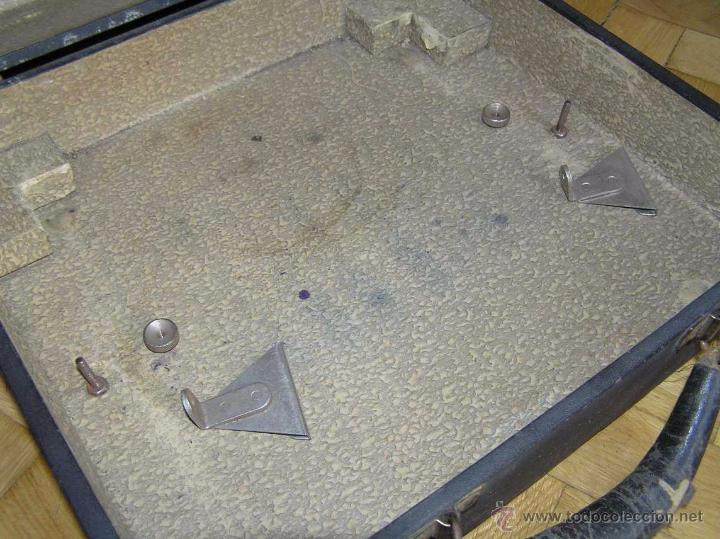 Antigüedades: ANTIGUA MÁQUINA DE ESCRIBIR MOLLE Nº 3 MOLLE TYPEWRITER COMPANY, OSHKOSH, WIS., U.S.of A. - Foto 62 - 54750428