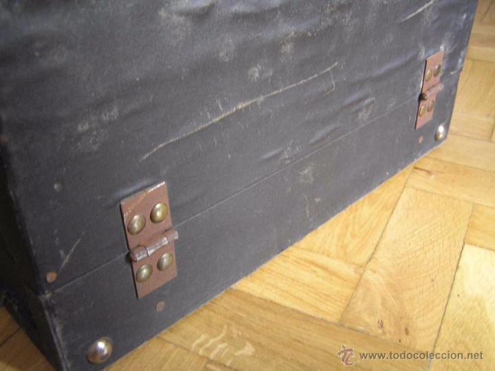 Antigüedades: ANTIGUA MÁQUINA DE ESCRIBIR MOLLE Nº 3 MOLLE TYPEWRITER COMPANY, OSHKOSH, WIS., U.S.of A. - Foto 92 - 54750428