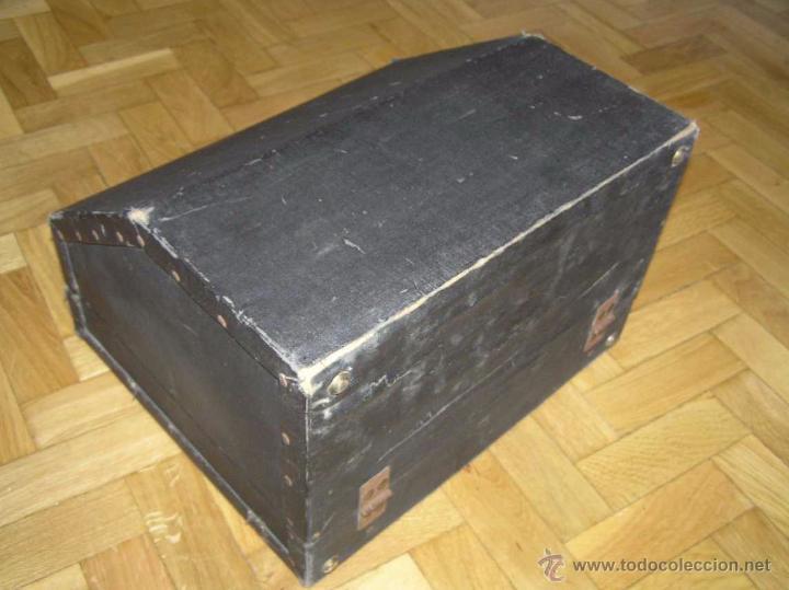 Antigüedades: ANTIGUA MÁQUINA DE ESCRIBIR MOLLE Nº 3 MOLLE TYPEWRITER COMPANY, OSHKOSH, WIS., U.S.of A. - Foto 94 - 54750428