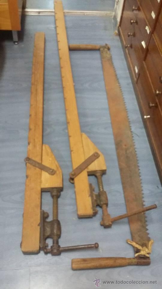 Sierra antigua madera comprar herramientas profesionales - Sierra de mano para madera ...