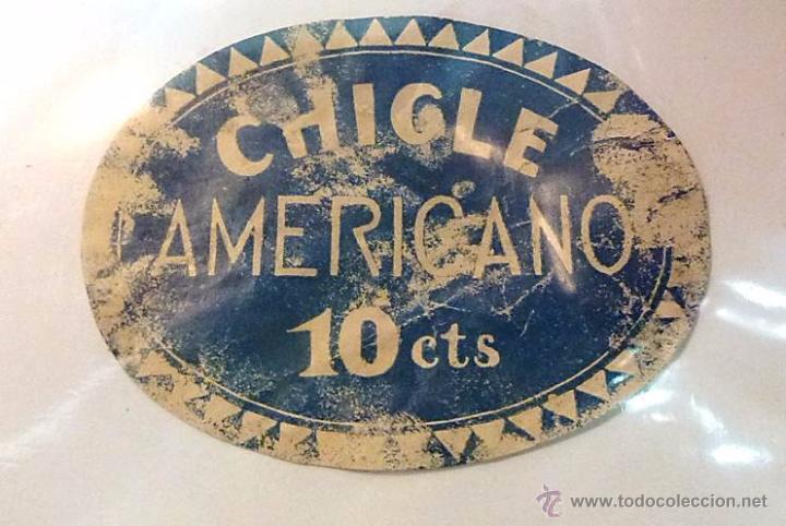 Antigüedades: Gum ball bank- máquina expendedora de mostrador de chicles o caramelos -años 40- 100% original - Foto 7 - 54791014