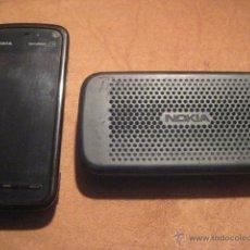 Teléfonos: NOKIA MODELO 5800 XPRESSMUSIC CON FUNDA RIGIDA PROTECTORA. Lote 54793385
