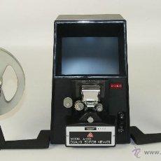 Antigüedades: EDITOR DE VIDEO GOKO MODELO A-303. DUAL 8. MADE IN JAPAN. CIRCA 1970.. Lote 95424464