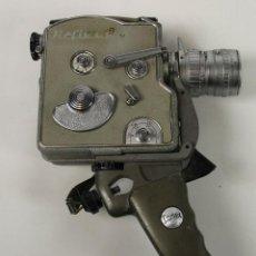 Antigüedades: CAMARA DE VIDEO 8 MM. CAMEX ERSCAM MODELO REFLEX-8. 1960.. Lote 95415032