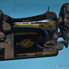 Antigüedades: MAQUINA COSER MANIVELA. Lote 54859415