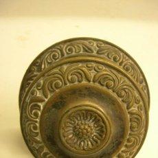 Antigüedades: TIRADOR BRONCE. Lote 54942725