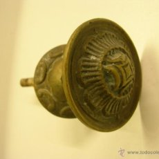 Antigüedades: TIRADOR BRONCE. Lote 54943102