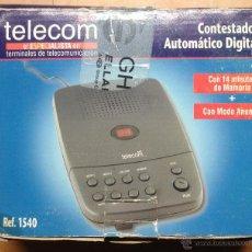 Teléfonos: CONTESTADOR TELECOM FUNCIONA (K). Lote 54949914