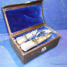 Antigüedades: INSTRUMENTAL MEDICO BUCAL LARINGOSCOPIO WELCH ALLYN. Lote 54953864