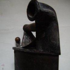 Antigüedades: PLANCHA DE CARBON DE CHIMENEA LICSA. Lote 54970961