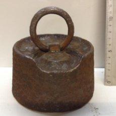 Antigüedades: ANTIGUA PESA 5KG. Lote 55141651