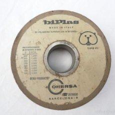 Antigüedades: PIEZA INDUSTRIAL BIPLAS COHERSA. Lote 55224774