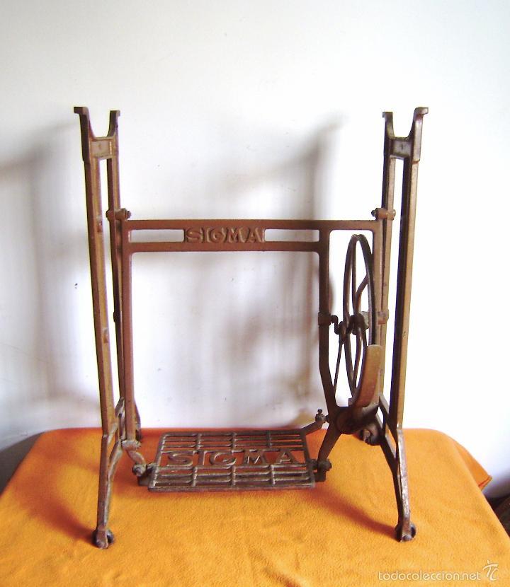Patas maquina de coser para mesa sigma - Vendido en Venta