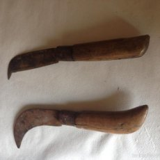 Antigüedades: NAVAJAS HOCINOS. Lote 55303099
