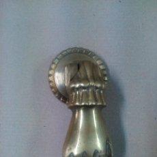 Antigüedades: ALDABA DE BRONCE. Lote 55393934
