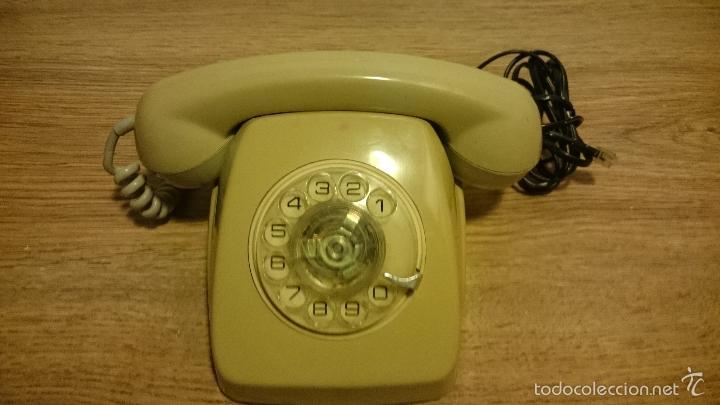 Teléfonos: ANTIGUO TELEFONO HERALDO DE TELEFONICA - Foto 4 - 55407612