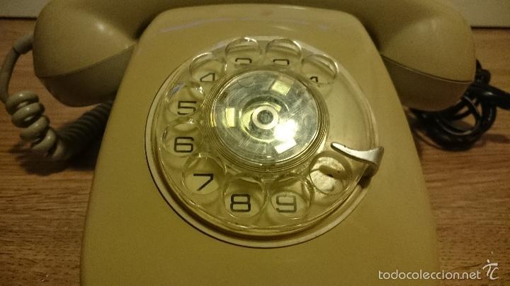 Teléfonos: ANTIGUO TELEFONO HERALDO DE TELEFONICA - Foto 5 - 55407612