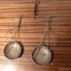 Antigüedades: BALANZAS ANTIGUAS. Lote 55714206