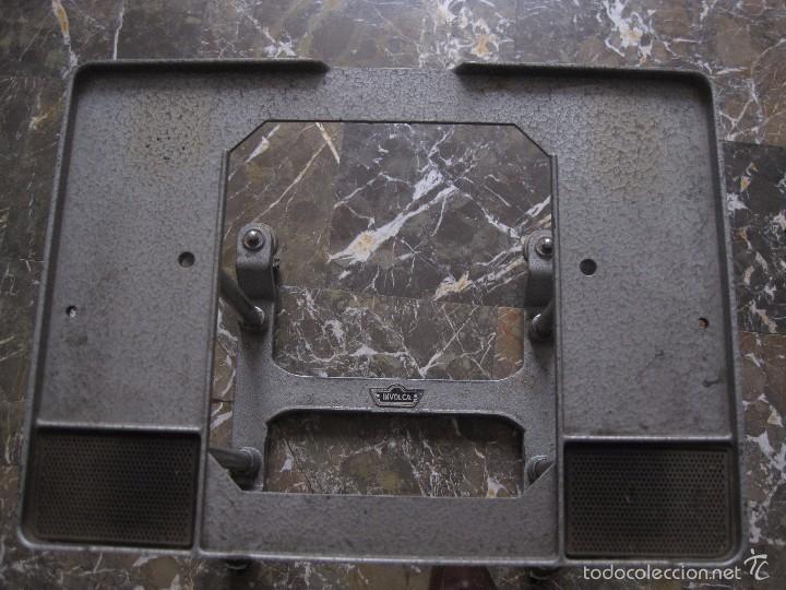Antigüedades: MÁQUINA DE ESCRIBIR HISPANO OLIVETTI.- LÍNEA 90.- FUNCIONANDO.- - Foto 5 - 55882105
