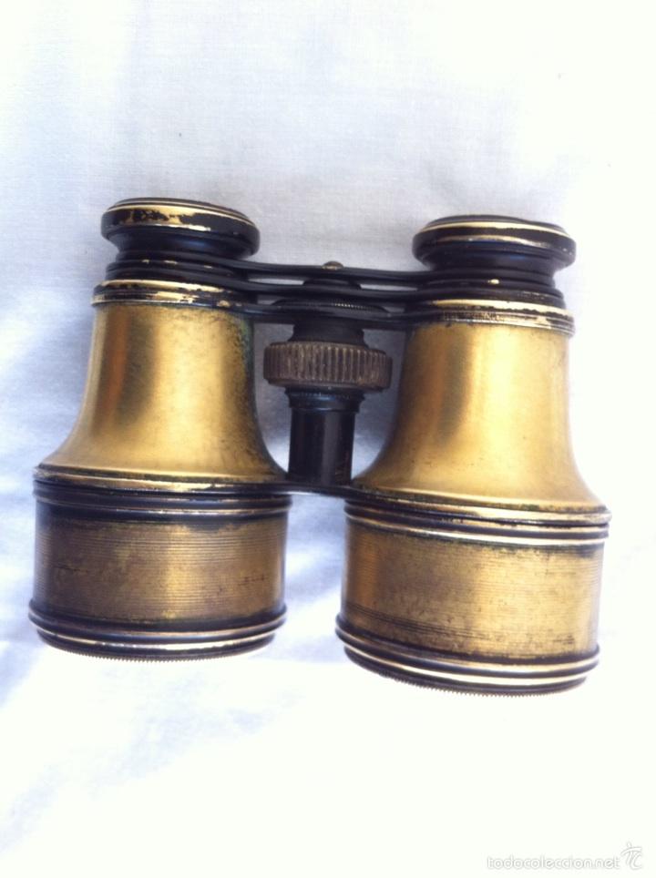 Antigüedades: PRISMÁTICOS ANTIGUOS - Foto 4 - 55936091
