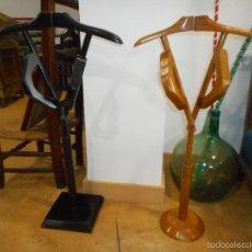 Antigüedades - 2 Percheros maniquies antiguos - 56002430