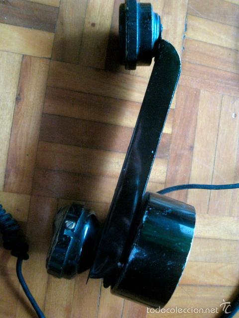 Teléfonos: Antiguo teléfono centralita - Compañia Telefónica Nacional de España ( Telefónica ) - Foto 7 - 56012011