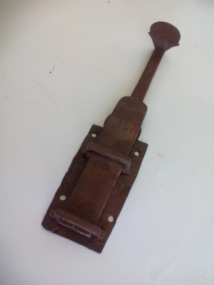 Antiguo cerrojo o pestillo o pasador para puer comprar - Pestillo para puerta ...