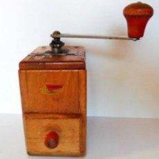 Antigüedades: ANTIGUO MOLINILLO DE CAFÉ LEINBROCK'S, MODELO LUJO. CA. 1950/60.. Lote 56033438