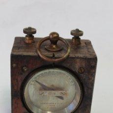 Antigüedades - conmutador electrico antiguo siemens bros & cº ltd.london nº16325 - 56132497
