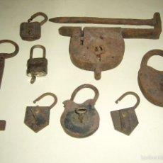 Antigüedades: CANDADOS. Lote 56213921