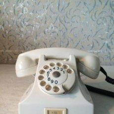 Teléfonos: TELÉFONO DE BAQUELITA BLANCO ERICSON PTT. Lote 56217759