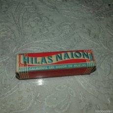 Antigüedades: ANTIGUO ANTISÉPTICO HILAS NAION. Lote 56247955
