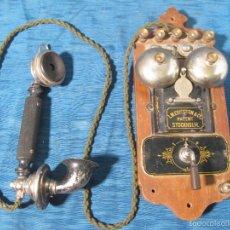 Téléphones: TELEFONO DE PARED LM ERICSSON CON SELECTOR. Lote 83778986